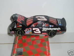 【送料無料】模型車 モデルカー スポーツカーアクション#プラスaction 1998 earnhardt 3 1998 goodwrench plus 124 cwb