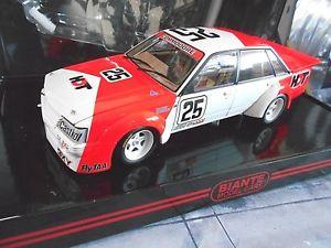 【送料無料】模型車 モデルカー スポーツカーホールデンオペルコモドールレーシングハーディ#ビアンテholden opel vx commodore 1984 racing hardie 25 autoart biante rar highend 118