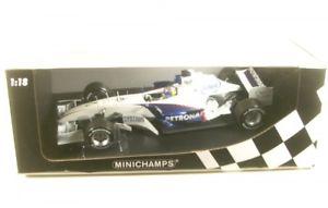 【送料無料】模型車 モデルカー スポーツカーザウバーテストバレンシアフォーミュラアレッサンドロsauber bmw c24b test valencia formula 1 25th november 2006 alessandro