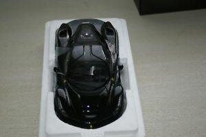 【送料無料】模型車 モデルカー スポーツカーホットホイールエリートフェラーリブラック