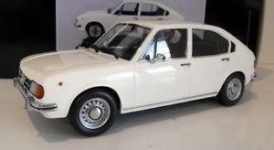【送料無料】模型車 モデルカー スポーツカースケールアルファロメオホワイトkk 118 scale resin kkdc180022 alfa romeo alfasud 16 white
