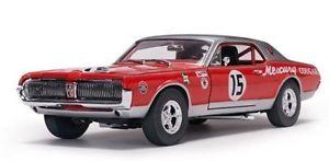 【送料無料】模型車 モデルカー スポーツカージョーンズレースカーマーキュリークーガー#デイトナ118 parnelli jones race car 1967 mercury cougar 15 scca transam daytona 300