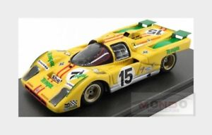 新発売の 【送料無料】模型車 モデルカー スポーツカーフェラーリ#ルマンmmferrari m 512m モデルカー escuderia montjuich 15 mans le mans 1971 nvaccarella mg 143 512m56 m, リサイクルモールみっけ:fb670ba5 --- businesslovenews.site
