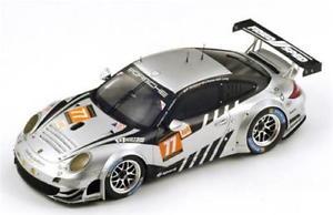 【送料無料】模型車 モデルカー スポーツカーポルシェグアテマラスパークモデルporsche 911 gt3 n77 29th lm 2013 dempseyfosterlong 118 spark s18104 model