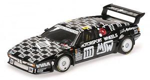 【送料無料】模型車 モデルカー スポーツカーチームモータースポーツルマンbmw m1 team mk motorsport 111 24 h lemans 1986 mkrankenberg jplibert