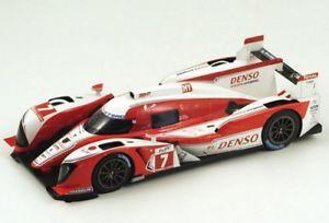 【送料無料】模型車 モデルカー スポーツカートヨタスパtoyota ts030 hbrido presentacin n 7 spa 2012