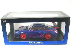 【送料無料 blue】模型車 2010 モデルカー スポーツカーポルシェグアテマラルピーストライプporsche 911 gt3 rs with 38 blue with red stripes 2010, 出産祝い:9f22641d --- sunward.msk.ru
