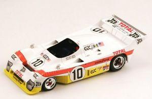 【送料無料】模型車 モデルカー スポーツカーミラージュルマンmirage gr8 10 2nd 24h lemans 1976