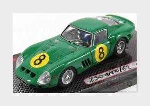 【送料無料】模型車 モデルカー スポーツカーフェラーリクーペグアテマラ#グッドウッドパイパーモデルferrari 250 gto coupe ch3647gt 8 goodwood 1962 dpiper mg model 143 gto43068