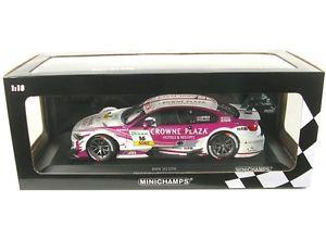 【送料無料】模型車 モデルカー スポーツカーアンディプリオールbmw m3 dtm 16 bmw equipo rbm andy priaulx dtm 2013