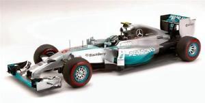 【送料無料】模型車 モデルカー スポーツカーメルセデスロズベルグモナコグランプリスパークモデルmercedes nrosberg 2014 n6 winner monaco gp 118 spark s18141 model