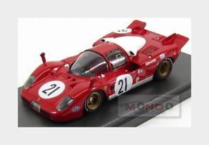 【送料無料】模型車 モデルカー スポーツカーフェラーリ#アンドレッティモデルセブリングferrari 512s 21 sebring 1970 giunti vaccarella andretti mg model 143 mg512s46