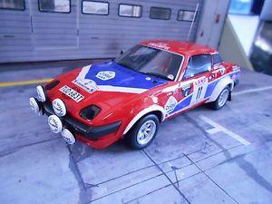 【送料無料】模型車 モデルカー スポーツカーラリーサイズイープル#オットーtriumph tr7 v8 rally size 4 ypres 1980 11 pond win resin otto  118