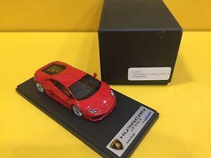 【送料無料】模型車 モデルカー スポーツカースマートランボルギーニlook smart ls426elamborghini huracan lp 6104 red mars