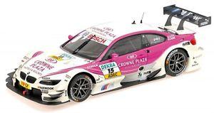 【送料無料】模型車 モデルカー スポーツカーチームプリオールbmw m3 dtm bmw team rbm 15 apriaulx dtm 2012