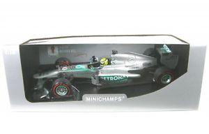 【送料無料】模型車 モデルカー スポーツカーメルセデスペトロナスチーム#モナコグランプリmercedes amg petronas f1 team w04 9 gangant monaco grand prix 2013