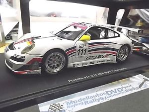 【送料無料】模型車 モデルカー スポーツカーポルシェグアテマラスパ#ラミーベースporsche 911 997 gt3 rsr manthey spa 111 bernhard lovers lamy aa based conversio