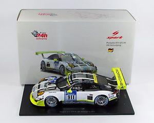 【送料無料】模型車 モデルカー スポーツカーポルシェグアテマラニュルブルクリンクシングルスパークporsche 911 gt3 r 24h nurburgring 2016 n 18sg016 118 spark