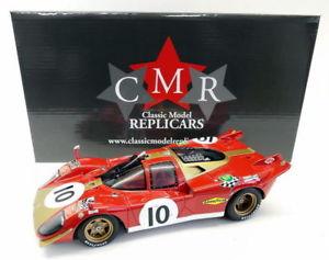 【送料無料】模型車 モデルカー スポーツカースケールフェラーリルマン#レースカーcmr 118 scale resin 067 ferrari 512s le mans 1970 10 race car