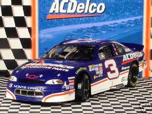 【送料無料】模型車 モデルカー スポーツカーデイルアーンハートジュニア#モンテカルロdale earnhardt jr 3 ac delco 1999 monte carlo 118 mib