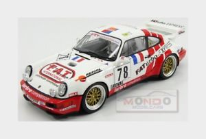 【送料無料】模型車 モデルカー スポーツカーポルシェカレラ#ルマングアテマラporsche 911 carrera rsr larbre competition 78 le mans 1993 gt spirit 118 zm083
