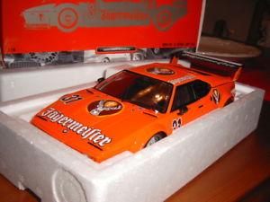 【送料無料】模型車 モデルカー スポーツカーkbmw m1 k king drt 1982 118