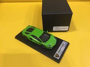 【送料無料】模型車 モデルカー スポーツカースマートランボルギーニカマキリlook smart ls468blamborghini aventador s green mantis