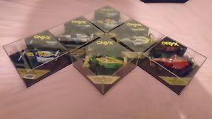 【送料無料】模型車 モデルカー スポーツカーレースカーモデルオニックスf1 racing car models onyx