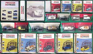 【送料無料】模型車 モデルカー スポーツカー#シトロエン#ブックブックレット2004gift for 034;passion citroen034; coll; 10 cars workbook booklets