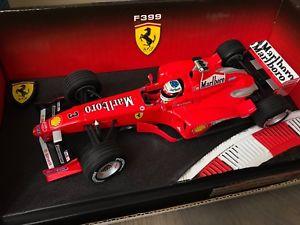 【送料無料】模型車 モデルカー スポーツカーフェラーリ#マルボロ#;シューマッハf1 ferrari f399 034;marlboro034; m schumacher 1999, 118