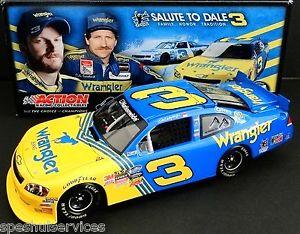 【送料無料】模型車 モデルカー スポーツカーデイルアーンハートジュニアラングラーアクションデイデイトナdale earnhardt, jr 3 wrangler 124 action 2010 salite to dale daytona win