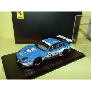 【送料無料】模型車 モデルカー スポーツカーフェラーリマラネロルマンスパークレッドラインferrari 550 maranello n 72 le mans 2003 spark red line rl005 143 21me