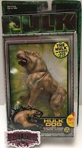 【送料無料】模型車 モデルカー スポーツカートイビズマーベルアクションフィギュアハルクtas037148  2003 toy biz marvel action figure hulk dog with snarl