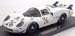 【送料無料】模型車 モデルカー スポーツカーフェラーリ#ルマン118 cmf ferrari 365 p2 elefante 26, 24h le mans 1967