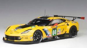 【送料無料】模型車 モデルカー スポーツカーシボレーコルベット#ルマンレース81604 autoart 118 chevrolet corvette c7r 2016 64 le mans 24hours race
