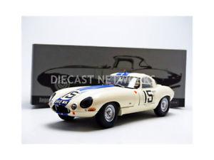 【送料無料】模型車 モデルカー スポーツカーパラゴンジャガータイプルマンparagon 118 jaguar e type lightweightle mans 1963 98351