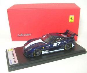 【送料無料】模型車 モデルカー スポーツカーフェラーリツアードフランスferrari 599xx evo n 27 azul tour de france