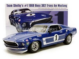 【送料無料】模型車 モデルカー スポーツカーフォードマスタングボストランスライムロック