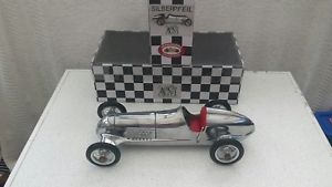 【送料無料】模型車 モデルカー スポーツカーモデルシルバーアローモデルレーシングカーボックスauthentic models silberpfeil pco14r silver arrow model 12034; racing car boxed