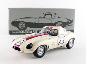 【送料無料】模型車 モデルカー スポーツカーパラゴンジャガータイプセブリングparagon 118 jaguar e type lightweight sebring 1963 98361