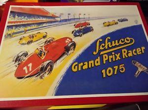 【送料無料】模型車 モデルカー スポーツカーグランプリレーサーキットschuco grand prix racer kit 1075