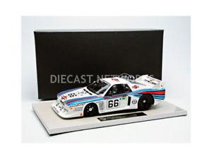 【送料無料】模型車 モデルカー スポーツカートップマルケスランチアベータモンテカルロターボルマンtop marques collectibles 118 lancia beta montecarlo turbo le mans 1981