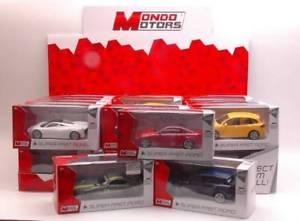 【送料無料】模型車 モデルカー スポーツカーモンドモータープラスチックモデルjm 2186555 mondo motors mm53207 car plast road pz24 model