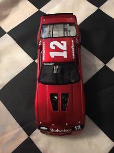 【送料無料】模型車 モデルカー スポーツカーデイルアーンハート#バドワイザーアクションdale earnhardt 12 budweiser 1987 camaro iroc xtreme action 124 liquid color