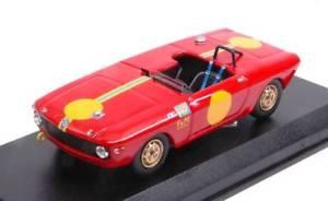 【送料無料】模型車 モデルカー スポーツカーベストモデルランチアテストjm 2240919 best model bt9694 lancia fulvia famp;m special hf test 1967 143 modelli