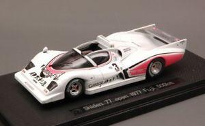 【送料無料】模型車 モデルカー スポーツカーオープンキロjm 2130756 ebbro eb43930 shiden 77 open n3 500 km fuji 1977 takaharanakajima 1