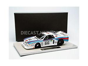 【送料無料】模型車 モデルカー スポーツカートップマルケスランチアベータモンテカルロターボルマンtop marques collectibles 118 lancia beta montecarlo turbole mans 1981