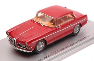 【送料無料】模型車 モデルカー スポーツカーモデルアルファロメオクーペルガーノギアエグルjm 2147309 kess model ks43000214 alfa romeo 1900 css coupe lugano ghia aigle 195