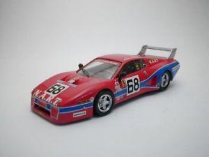 【送料無料】模型車 モデルカー スポーツカーベストモデルフェラーリデイトナjm 2119764 best model bt9282 ferrari 512 bb n68 57th 24h daytona 1979 tulliusb