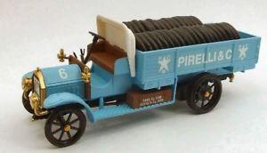 【送料無料】模型車 モデルカー スポーツカーリィアットモデルjm2126307rio 4369 fiat 18 bl pirelli 1917 143 model